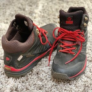 Merrell Veterra Mid Waterproof Hiking Boots